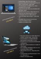 Processeur Intel Core i5-8265U (Quad-Core 1.6 GHz _ 3.9 GHz Turbo - Cache 6 Mo) 8 Go de mémoire DDR4 (2 slots - maximum 16 Go) Ecran de 15.6 pouces anti-reflets avec résolution Full HD (1920 x 1080) Dalle _Wid (6) - Page 5
