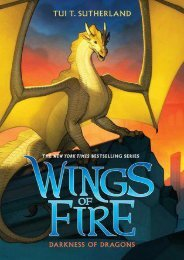[READ] Darkness of Dragons (Wings of Fire #10) by Tui T. Sutherland Full ONLINE