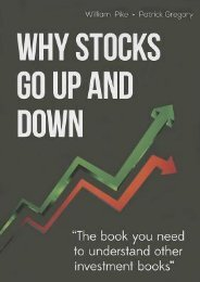 [GET] PDF Why Stocks Go Up and Down by William H. Pike [PDF EPUB KINDLE]