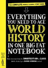 [PDF] Download Everything You Need to Ace World History in One Big Fat Notebook: The Complete Middle School Study Guide by Ximena Vengoecheo Full Pages