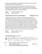 St Mary Redcliffe Church Pew leaflet, March 17 2019 - Page 4