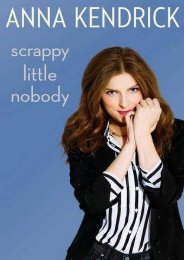 free [download] Scrappy Little Nobody by Anna Kendrick EPUB PDF