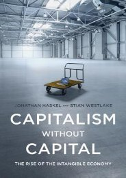 [Download] Free Capitalism Without Capital: The Rise of the Intangible Economy by Jonathan Haskel pDf books