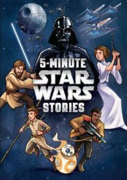 E-book download Star Wars: 5-Minute Star Wars Stories by Walt Disney Company Full ONLINE