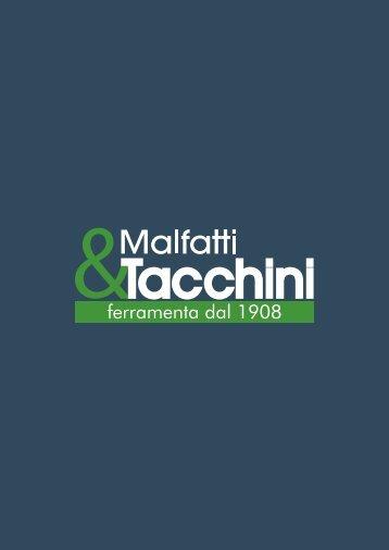Malfatti&Tacchini Catalogo Serrature