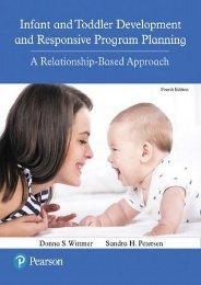 E-book download Infant and Toddler Development and Responsive Program Planning: A Relationship-Based Approach by Donna S. Wittmer EPUB PDF