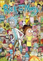 Download [PDF] The Art of Rick and Morty by Justin Roiland (Paperback)