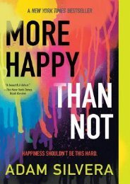 Download [PDF] More Happy Than Not by Adam Silvera Ebook_READ ONLINE