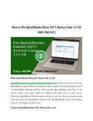 Fix-QuickBooks-Error-3371-Status-Code-11118-1800-796-0471
