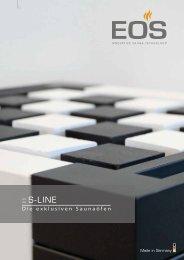S-Line Brochüre 2017-2018