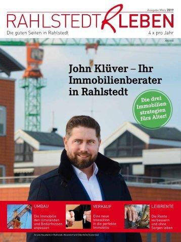 Rahlstedter Leben März 2019