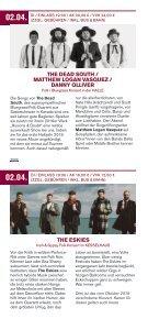Programm Schlachthof Wiesbaden - April 2019 - Page 4