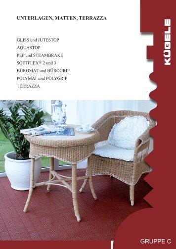 terrazza - Kuegele