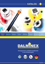 DALMINEX Katalog 2019 - Deutsch