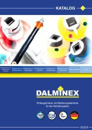 DALMINEX Katalog 2019 - Deutsch