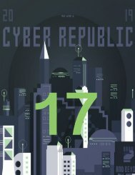 Cyber Republic Weekly Update 17