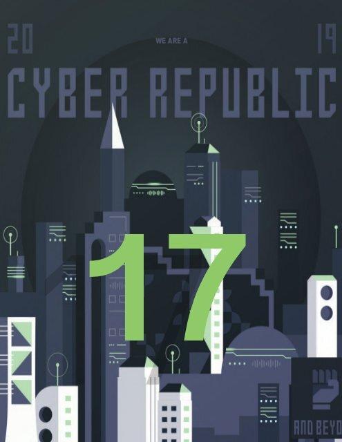 Cyber Republic Weekly Update 17