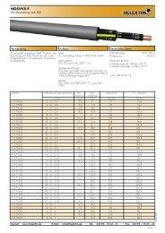 HO5VV5-F - Kabel und Leitungen