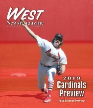 West Newsmagazine 3-20-19
