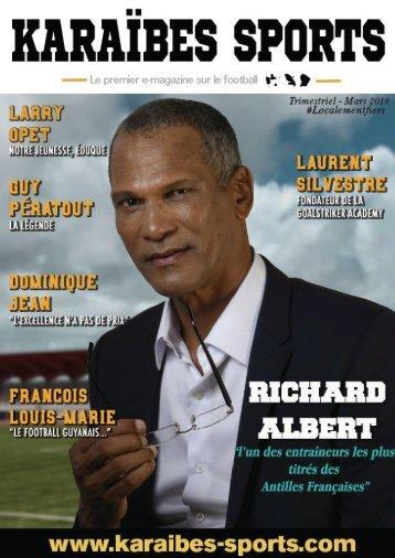Karaibes Sports Magazine #1