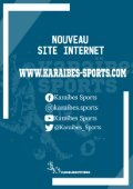 Karaibes Sports Magazine #1 - Page 3