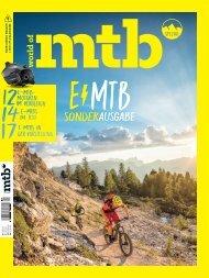 world of mtb Magazin E MTB Spezial N°1.19