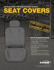 Van Seat Covers Brochure