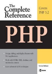 (DISCOUNT) Php: The Complete Reference ebook eBook PDF