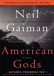 (UPBEAT) American Gods (American Gods, #1) ebook eBook PDF