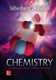 (BRIGHT) Chemistry: The Molecular Nature of Matter and Change ebook eBook PDF