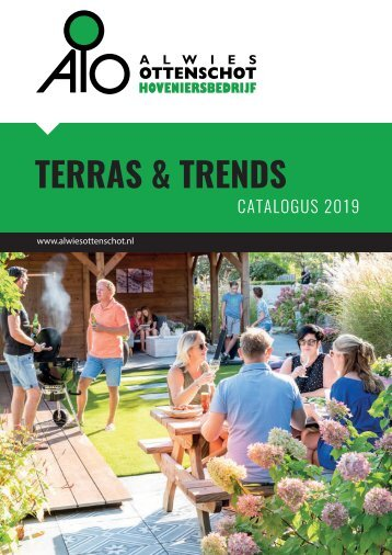 Terras & Trends - Catalogus 2019