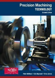(OFF THE RECORD) Precision Machining Technology eBook PDF Download