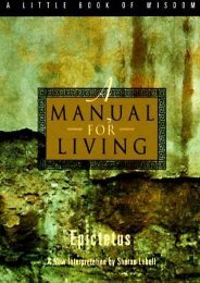 (BRIGHT) A Manual for Living eBook PDF Download