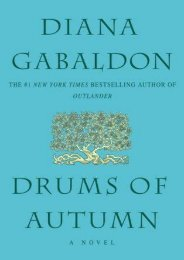 (DEFINITELY) Drums of Autumn (Outlander, #4) ebook eBook PDF