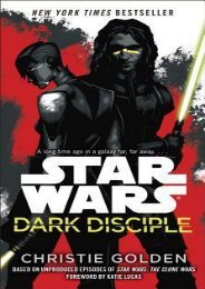 (SKYROCKET) Dark Disciple: Star Wars ebook eBook PDF