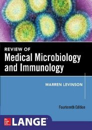 (EXHILARATED) Review of Medical Microbiology and Immunology eBook PDF Download