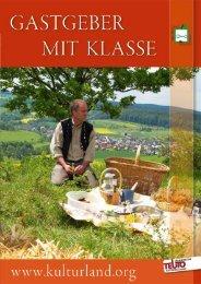 Liebe Gäste - Teutoburger Wald