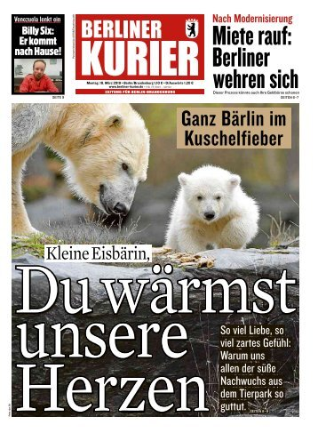 Berliner Kurier 18.03.2019