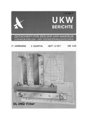 Filter 1296MHz - Kuhne electronic