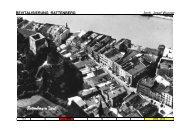 revitalisierung rattenberg - Architect & Partner (s)