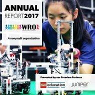 WRO Annual Report 2017