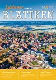 Lathener Blättchen Ausgabe 1 - 2019