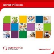 Jahresbericht 2011 - Studentenwerk OstNiedersachsen