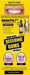 Receding Gums Treatment