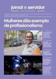 Jornal do Servidor - Praia Grande | Ed. 10 | Março 2019