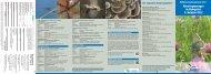 Naturbegegnungen im Ruhrgebiet 2. Halbjahr 2012 - NABU Ruhr