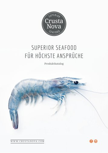 Crusta Nova - Produktkatalog