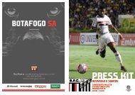 PRESS KIT: Botafogo x Santos - 20/03/2019 - Camp. Paulista