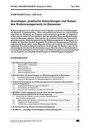 Grundlagen, praktische Anwendungen und Nutzen ... - Stempkowski