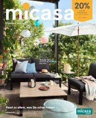 Micasa Outdoor 2019 DE